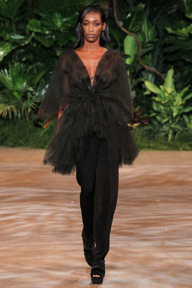 Christian Siriano Fall 2015 on Style