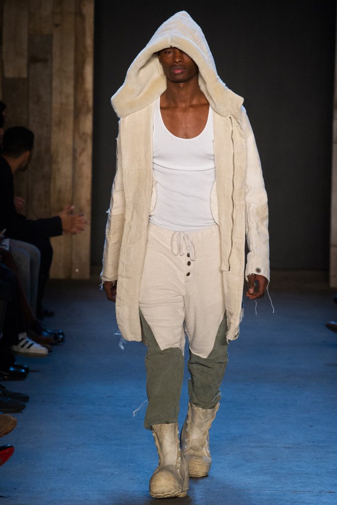 Greg Lauren Fall 2015