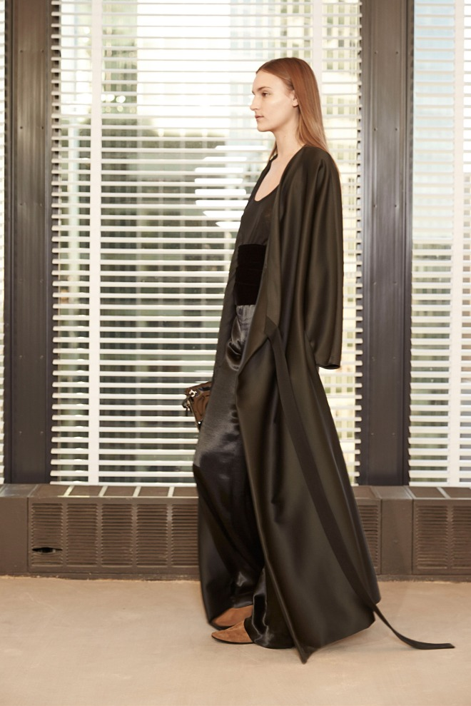 The Row Fall 2015 on Style.com