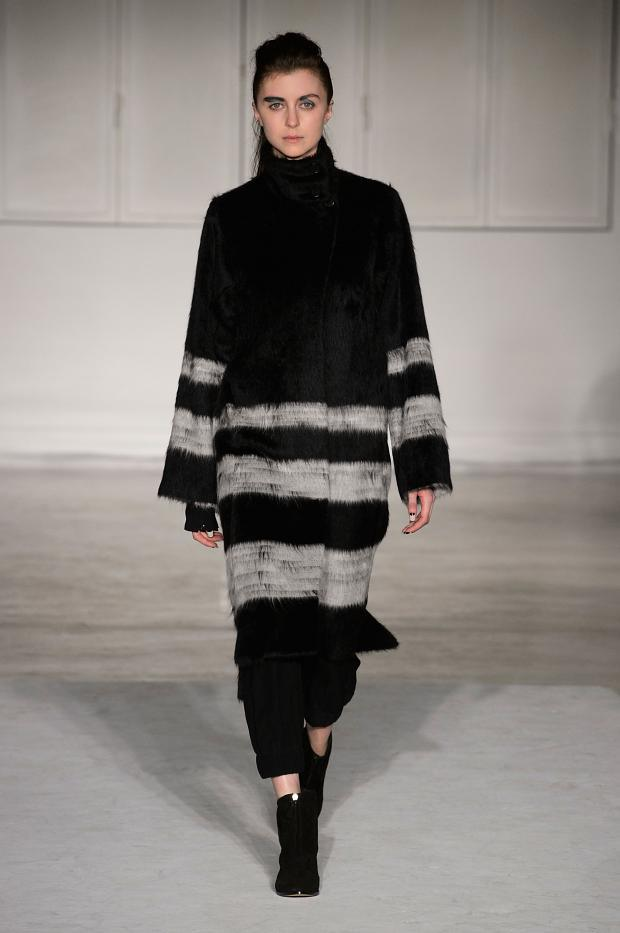 Zero and Maria Cornejo Fall 2015 on Fashionising.com