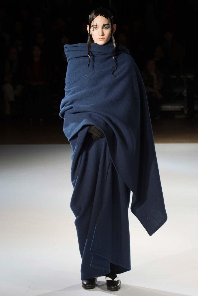 Yohji Yamamoto Fall 2015