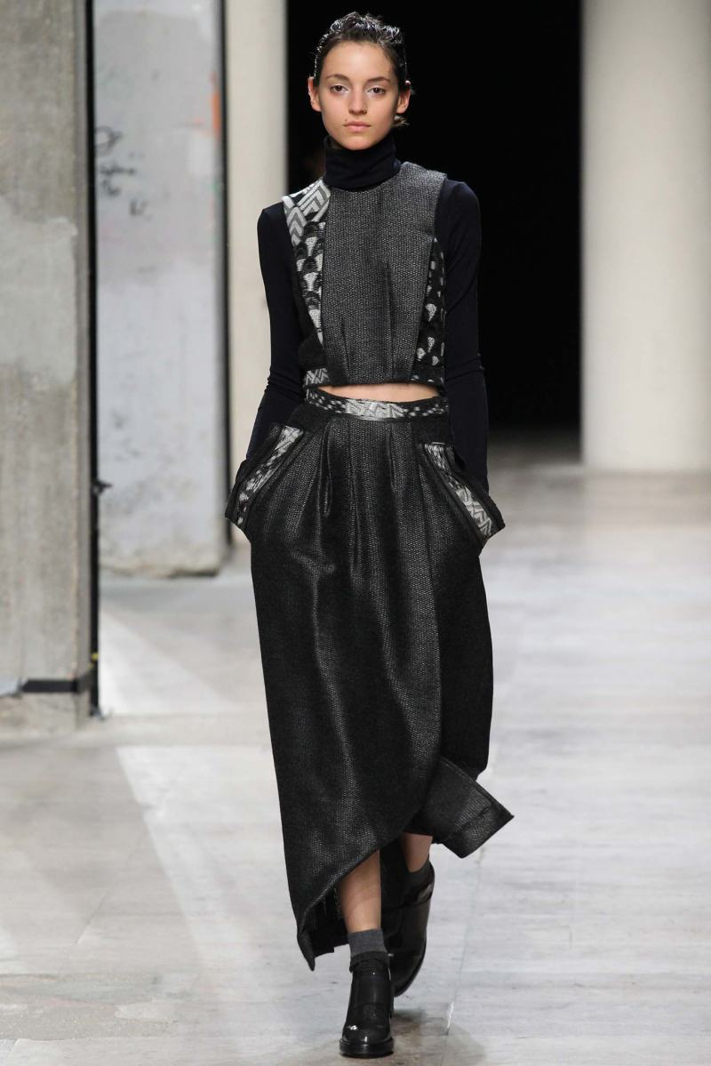 PFW Fall 2015: Yiqing Yin at Leonard
