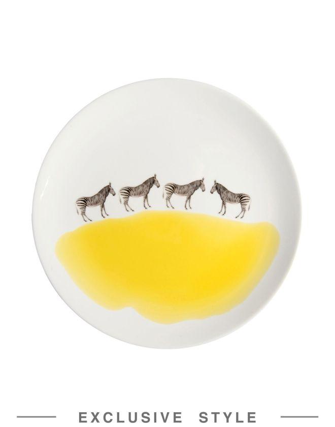 LABORATORIO PARAVICINI: Decorative plate