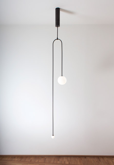 Michael Anastassiades Mobile Chandelier 7, 2015