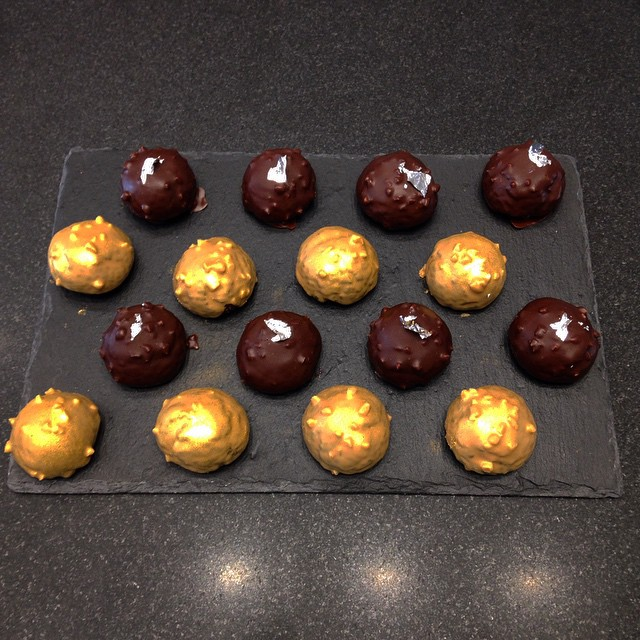 The Choux Rocher