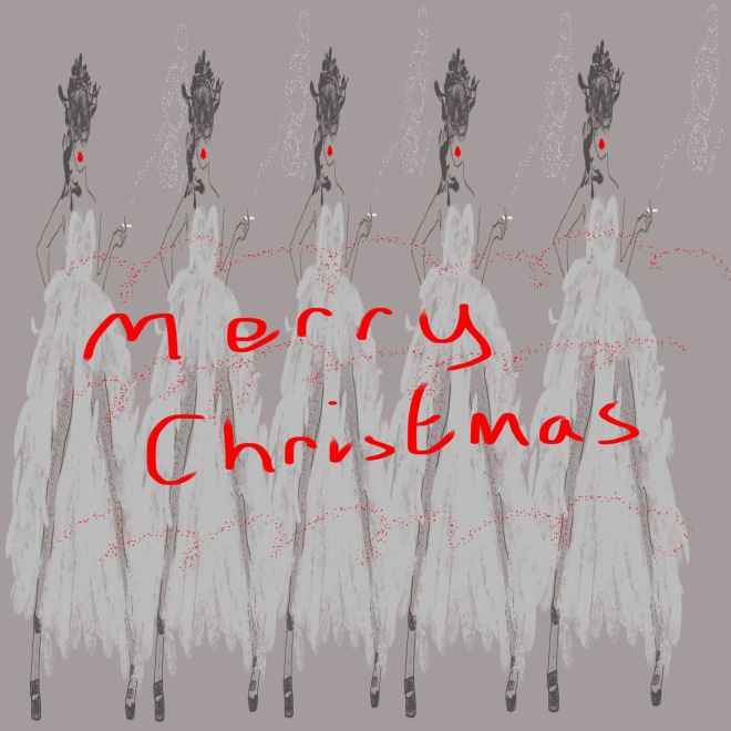 Merry Christmas 2015 And Happy New Year