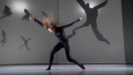 "Marie Chouinard ""Henri Michaux: Mouvements"""