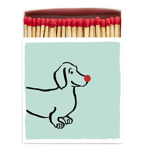 Daschund Matches by the Archivist Gallery