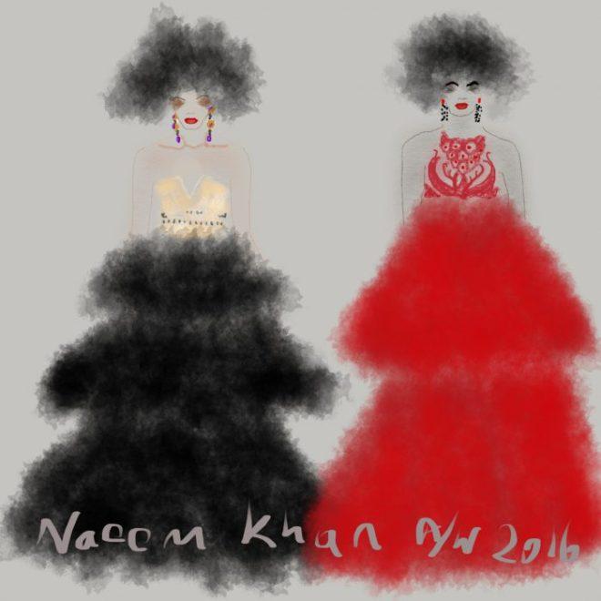 Naeem Khan RTW A/W 2016