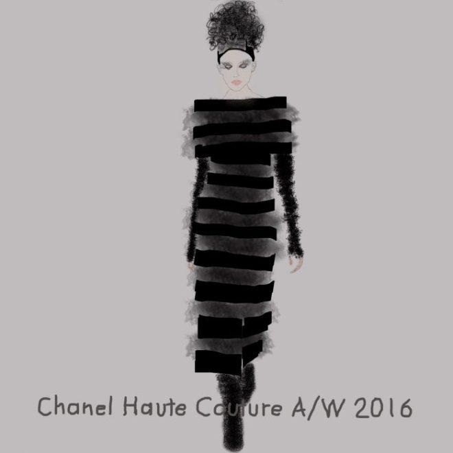 Chanel Haute Couture A/W 2016