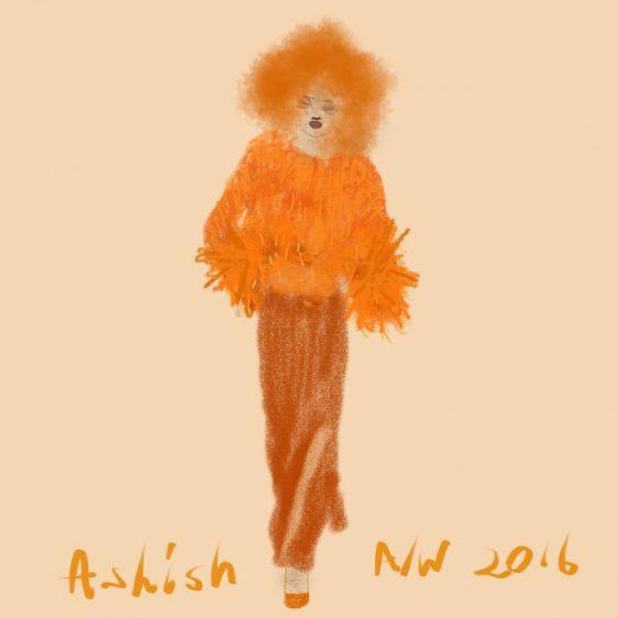 Ashish A/W 2016