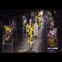 Paris Fashion Week: Azuma Makoto and Dries Van Noten