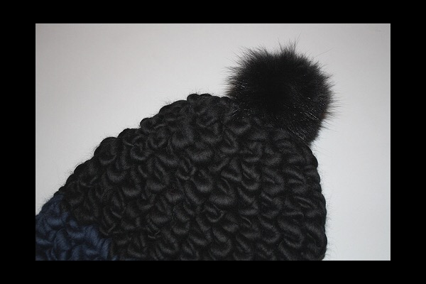 Mischa Lampert Hats - detail