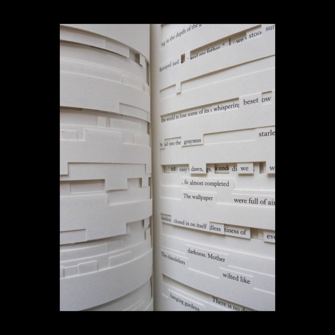 Jonathan Safran Foer: Tree Of Codes, inside page