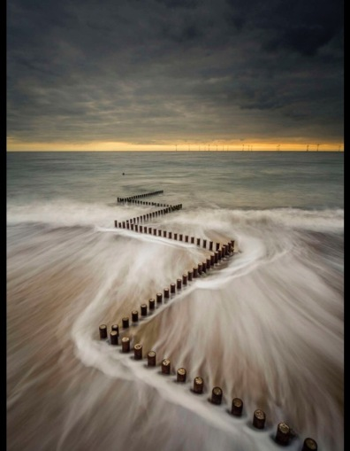 Photographers of the year: Damian Ward - Caister-on-Sea, Norfolk, England