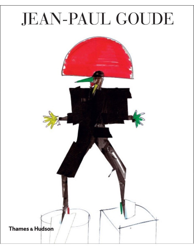 Goude for Galeries Lafayette
