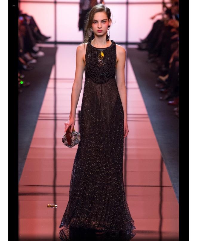 Giorgio Armani Spring 2017 Couture
