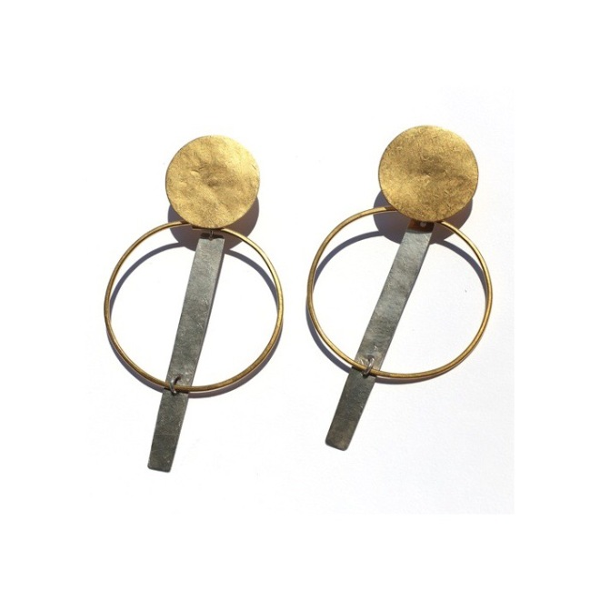 Krikoi Earrings by Annie Costello Brown
