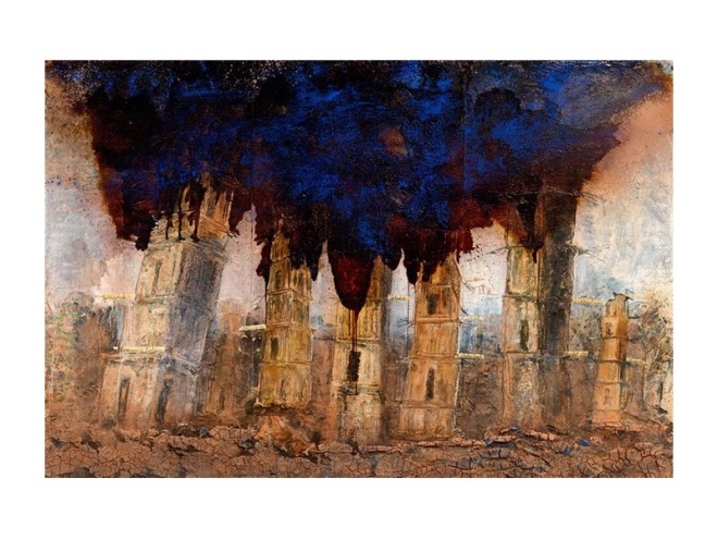 Exhibition: Walhalla, Anselm Kiefer at White Cube, Bermondsey