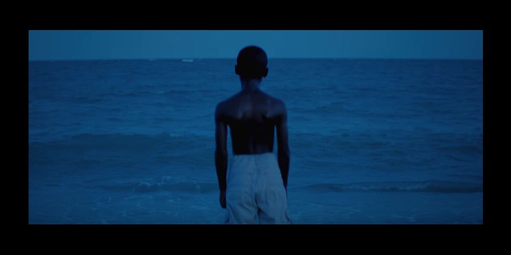Image from 'Moonlight' 2016, Director Barry Jenkins