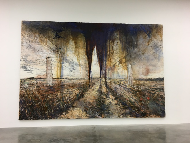 Exhibition: Walhalla, Anselm Kiefer at White Cube, Bermondsey