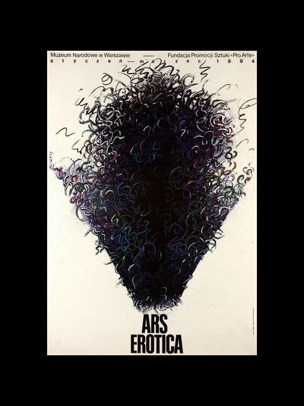 Ars Erotica: Poster Design by Waldemar Swierzy