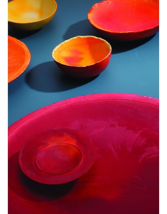 Maarten De Ceulaer: Balloon Bowls for Victor Hunt Gallery 2011