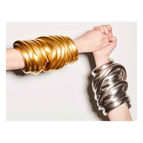 Spiral — Louise Bourgeois, 2008. Photo: Gorka Postigo © The Easton Foundation/VAGA, New York