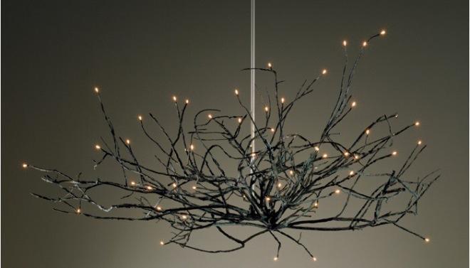 Firefly Chandelier © Artist Michele Oka Doner