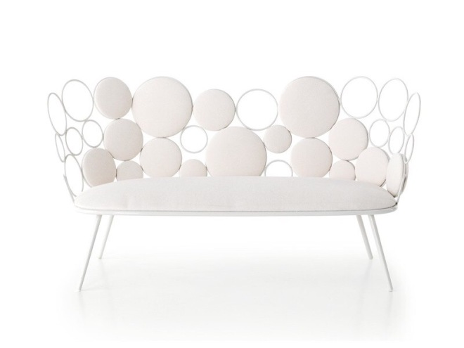 Grace Sofa By Paolo Grasselli, 2016