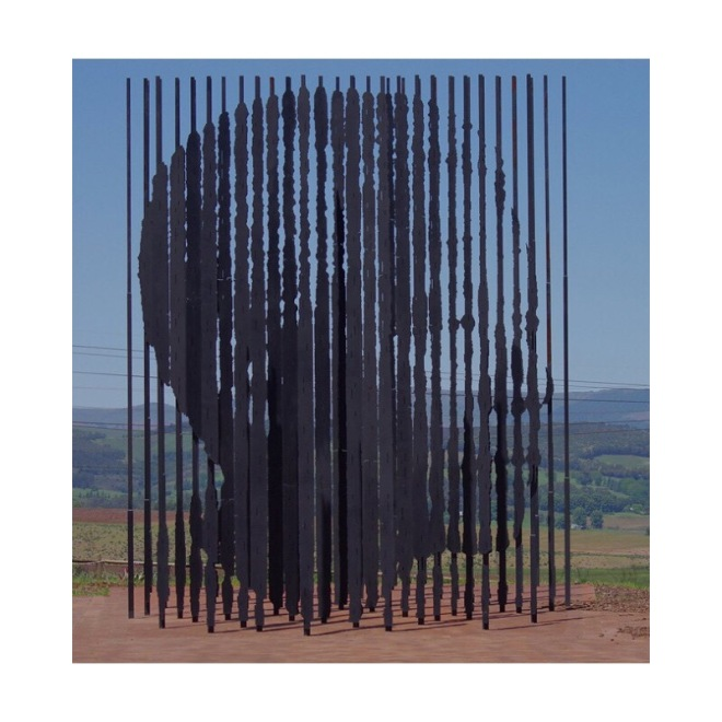 The Nelson Mandela Memorial, South Africa, by Marco Cianfanelli