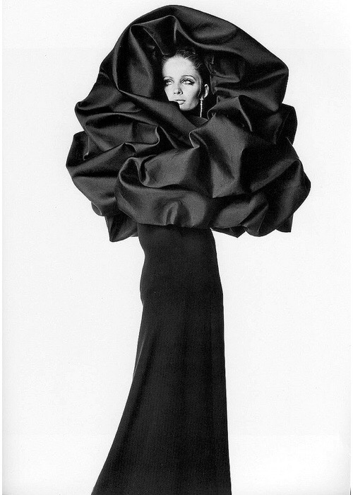 Balenciaga; Sue Murray; Irving Penn