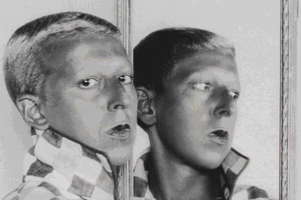 Self Portrait by Claude Cahun, 1928