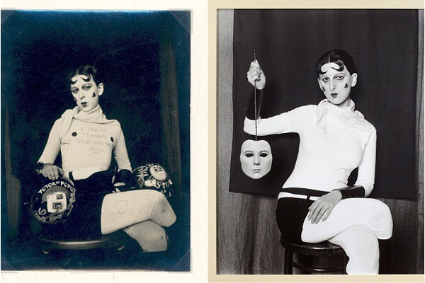 Gillian Wearing and Claude Cahun: Behind the Mask, Another Mask at NPG to 29 May 2017