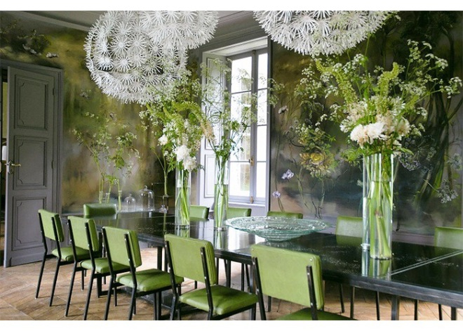 Chateau de Beauvoir, home of French Artist Claire Basler. Images may be subject to copyright.