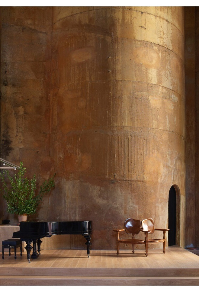 Ricardo Bofill at La Fabrica: The Cathedral