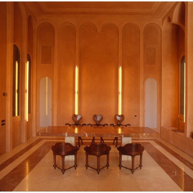 Ricardo Bofill at La Fabrica: The Residence