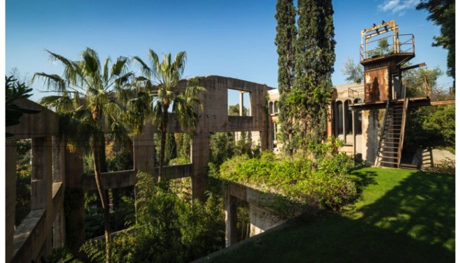 Ricardo Bofill at La Fabrica: The Garden