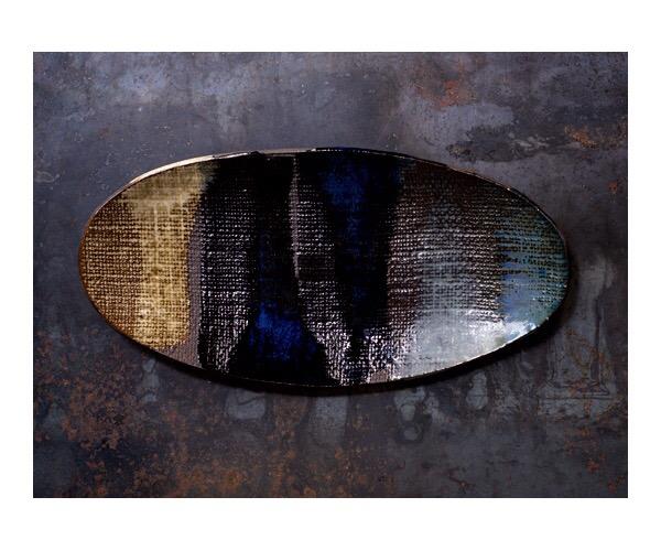 Elephant Ceramics: Oval Platter