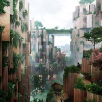 Kengo Kuma Plans For An Eco-Luxury Hotel, Paris