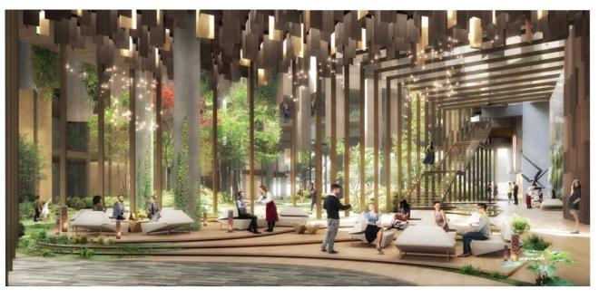 Kengo Kuma & Associates: Plans For An Eco-Luxury Hotel, Paris