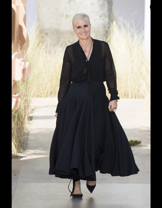 Maria Grazia Chiuri, Designer, Christian Dior