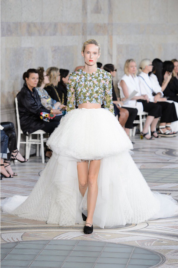 Haute Couture: Giambattista Valli Fall 2017