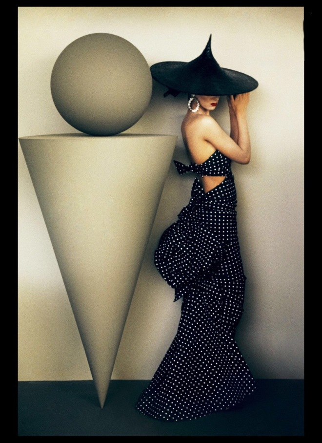 Christian Lacroix for Patou Couture, 1986