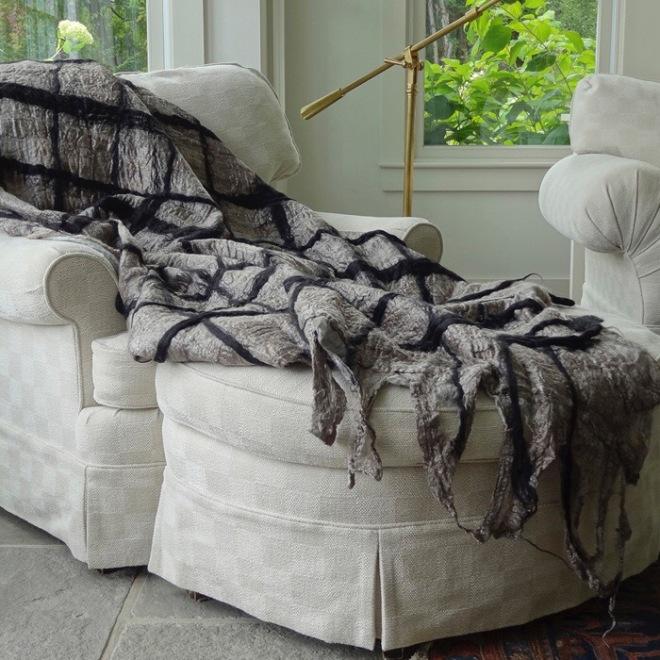 Adrienne Rogers Textiles: Iona Felt
