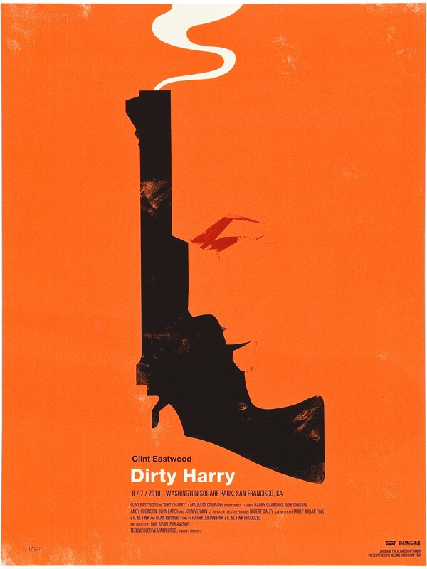 Poster Style and Design: Saul Bass