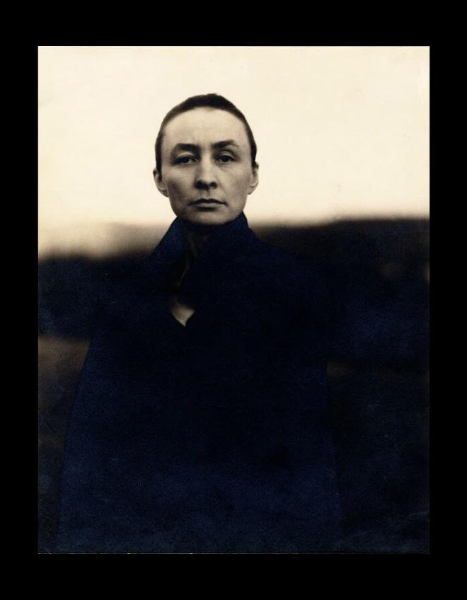 Portrait Of Georgia O'Keeffe, Alfred Stieglitz