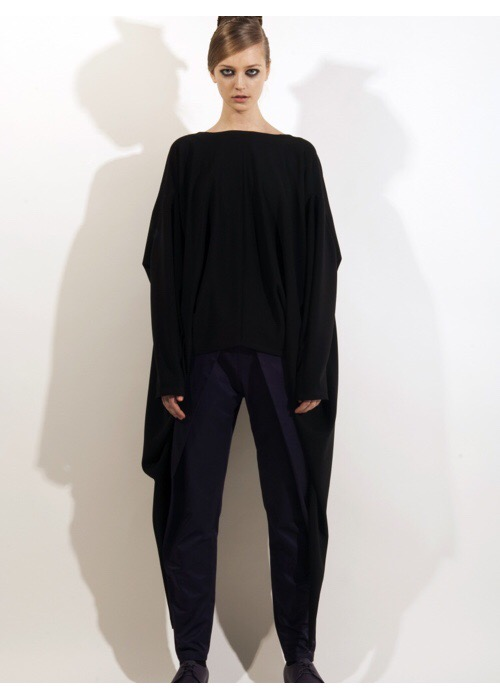 Blouse, Digitaria Lethe Collection A/W 2012/13