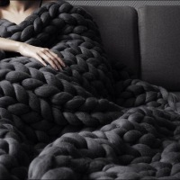 Interiors Style: Chunky Knits