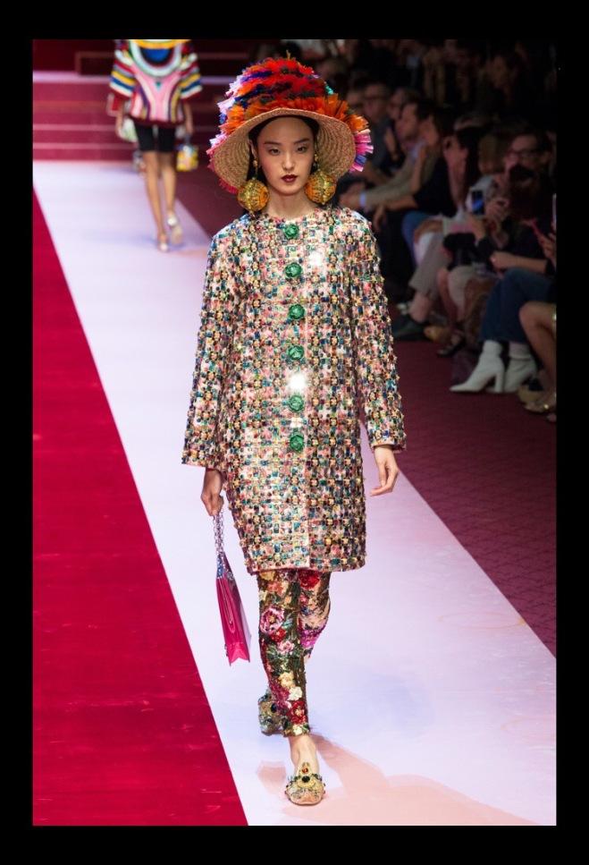 MFW S/S 2018 RTW: Dolce & Gabbana